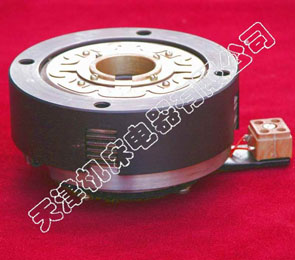 DLK1-10AT Electromagnetic Multidisc Clutches For Dry Operation